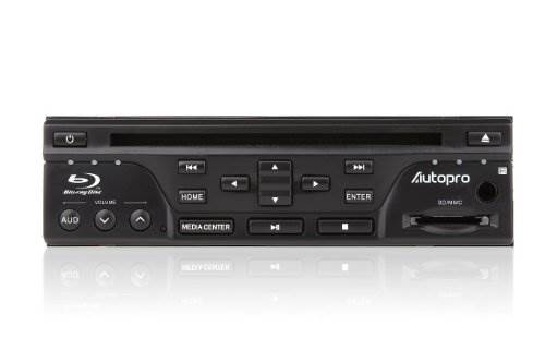 Autopro BD1208 Blu-Ray DVD Player, Black