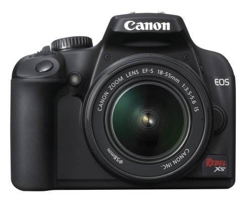 Canon Rebel XS DSLR Camera with EF-S 18-55mm f/3.5-5.6 IS Lens…