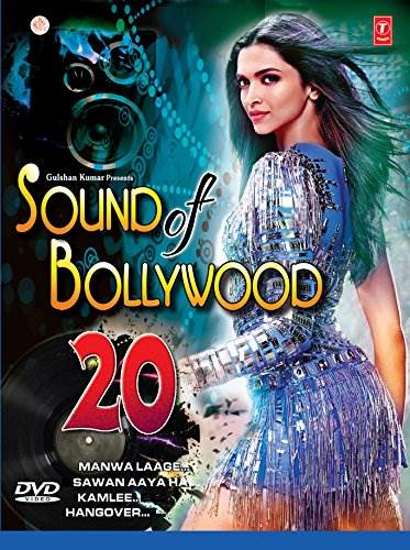Sound Of Bollywood 20 – Hindi Songs DVD (Latest Bollywood Film…