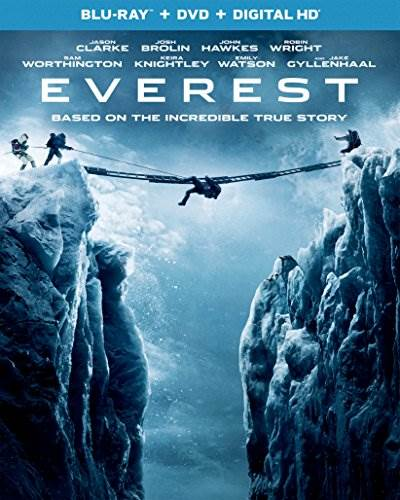 Everest [Blu-ray]