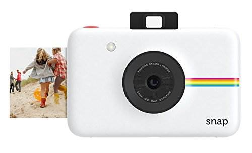 Polaroid Snap Instant Digital Camera (White) with ZINK Zero In…