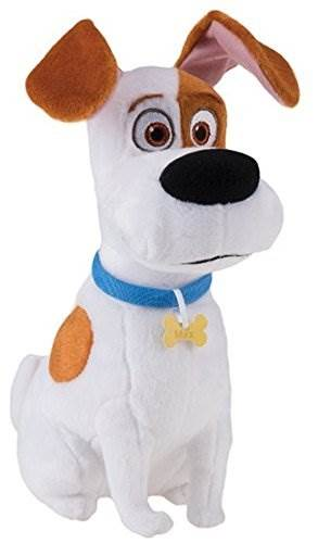 The Secret Life of Pets Movie Collectible Plush Buddy Max by I…
