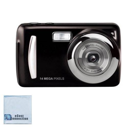 14MP Megapixel Compact Digital Camera and Video with 2.4″ Scre…