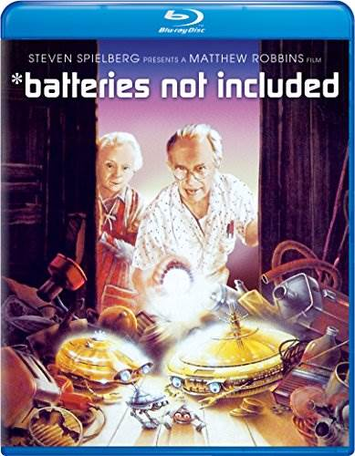 *Batteries Not Included [Blu-ray]