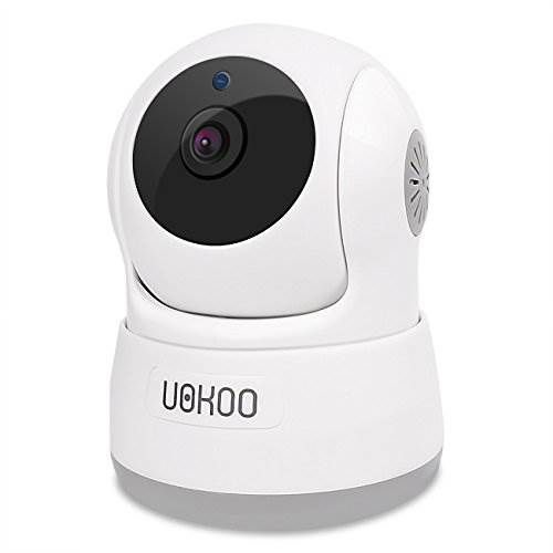 Wireless Security Camera Uokoo 720p Hd Home Wifi Wireless
