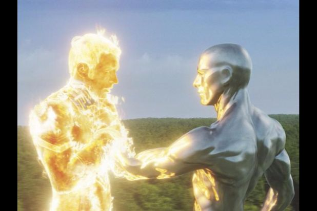 every marvel movie ever ranked fantastic four rise of the silver surfer