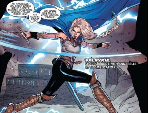 Asgardians of the Galaxy Valkyrie