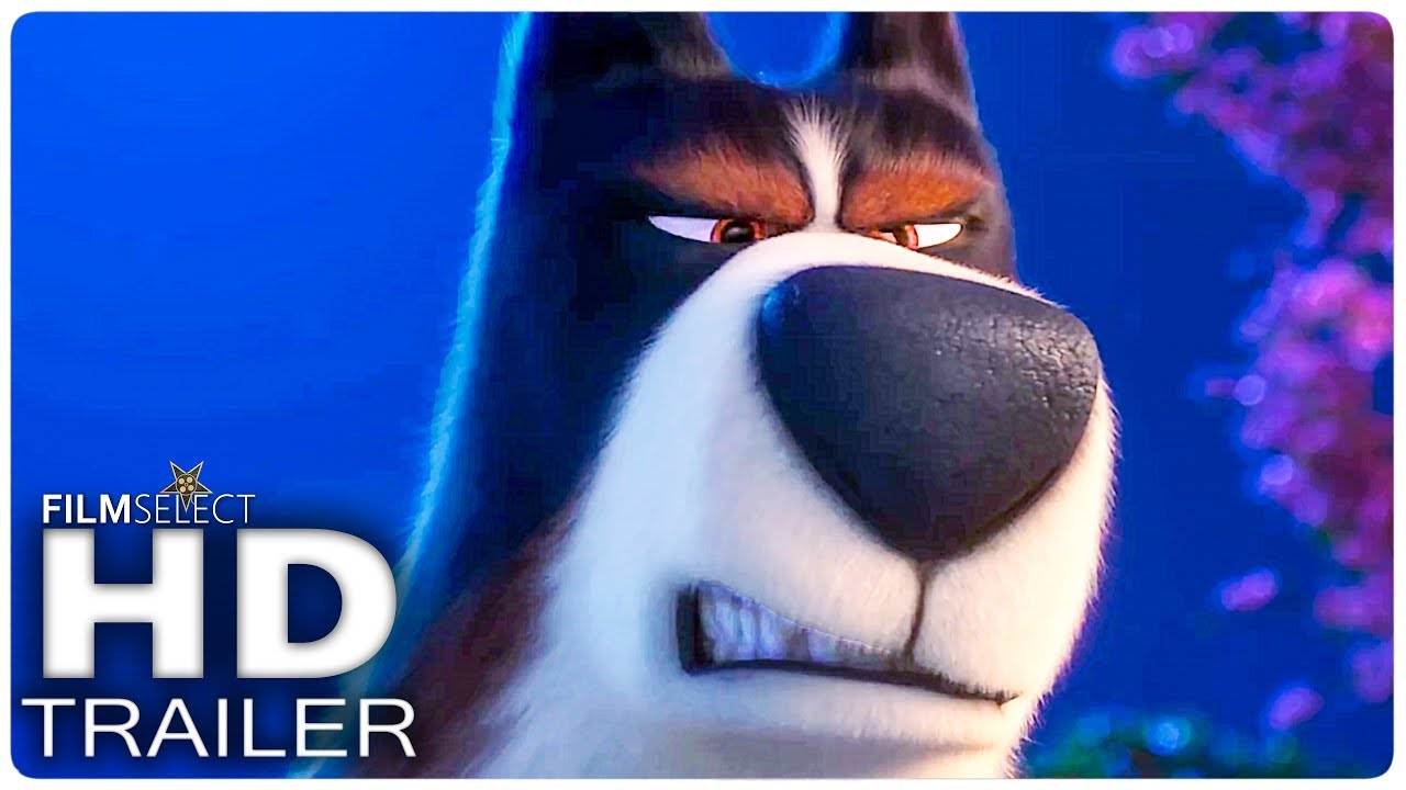 The Secret Life Of Pets 2 The Rooster Trailer 2019 New Movie