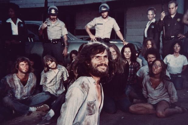 Steve Railsback Helter Skelter Charles Manson