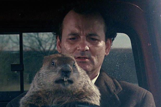 groundhog day bill murray Punxsatawny Phil