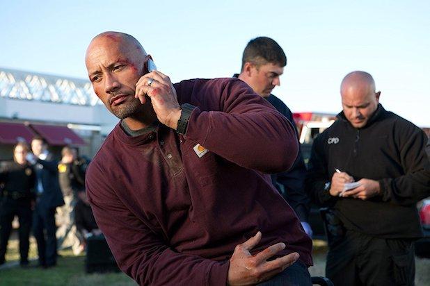 Snitch Dwayne Johnson