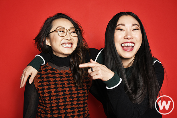 "The Farewell Lulu Chang and  Awkwafina, ""The Farewell"""