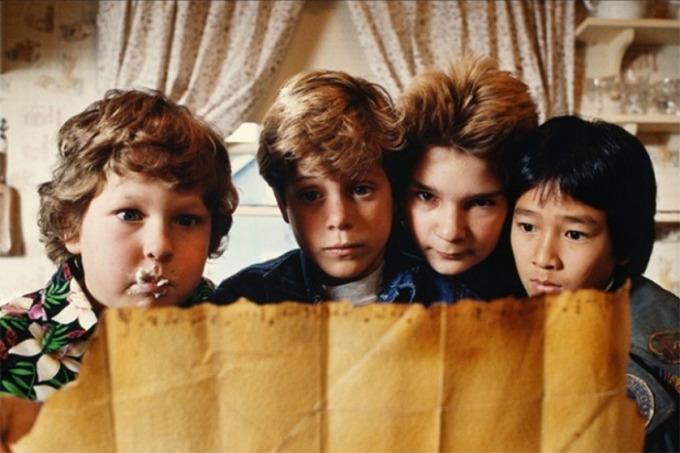 stranger things 2 80s references goonies