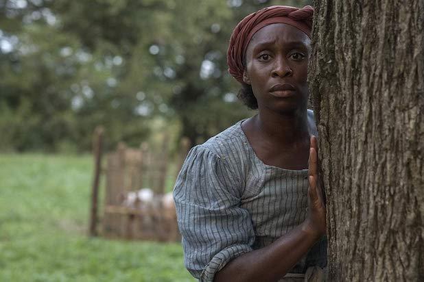 Cynthia Erivo Harriet Tubman