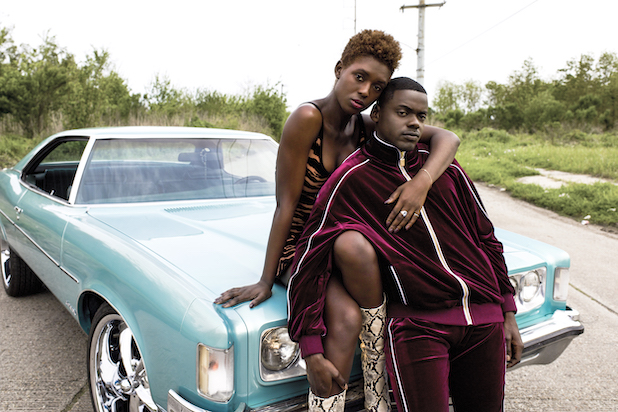 Queen & Slim Jodie Turner-Smith Daniel Kaluuya
