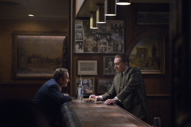 The Irishman Release Date Nov 1 De Niro Pesci