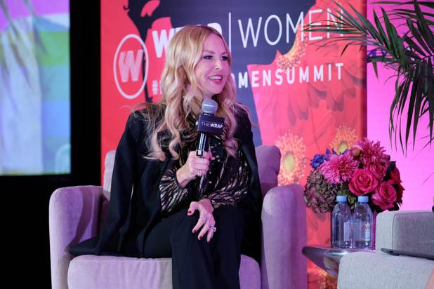 Rachel Zoe at the Power Women Summit 2019