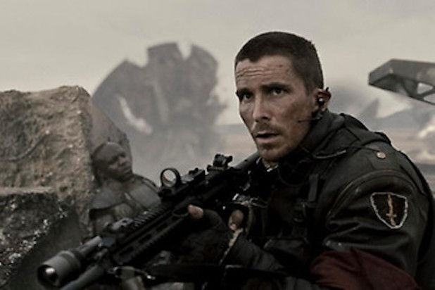 Christian Bale - Terminator Salvation