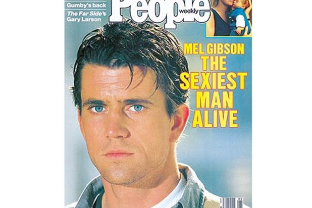 mel gibson people sexiest man alive