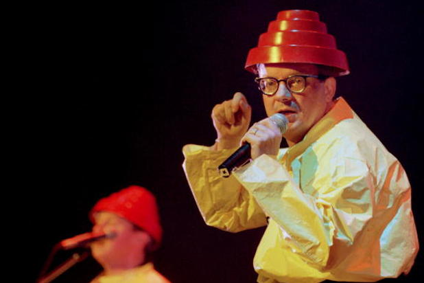 Mark Mothersbaugh Thor