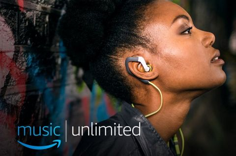 Amazon Music Unlimited - 4 months for 99p