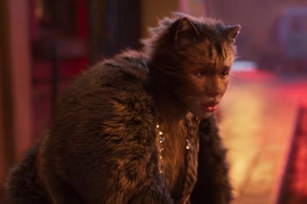 Jennifer Hudson Cats 2019