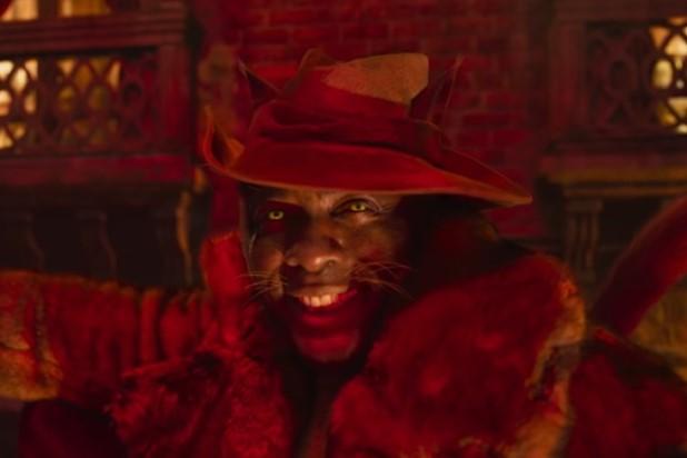 Idris Elba Cats 2019 Macavity