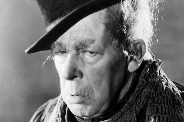 Scrooge Seymour Hicks