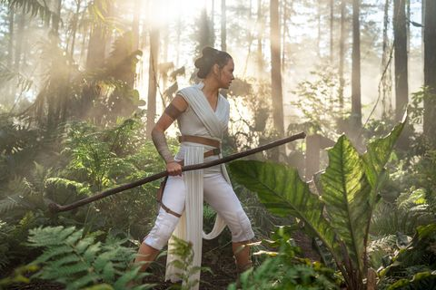 Daisy Ridley as Rey, Star Wars: The Rise of Skywalker
