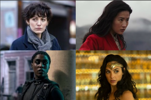 Female superheroine mulan wonder woman