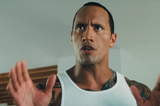 Southland Tales The Rock