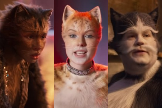 Jennifer Hudson Taylor Swift James Corden Cats