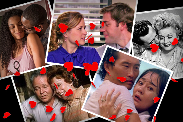 Best TV couples of all time