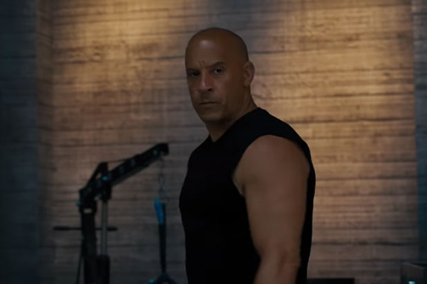 F9 trailer fast and furious