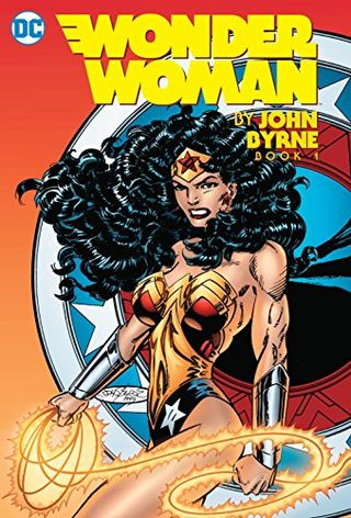Wonder Woman by John Byrne (Book 1)