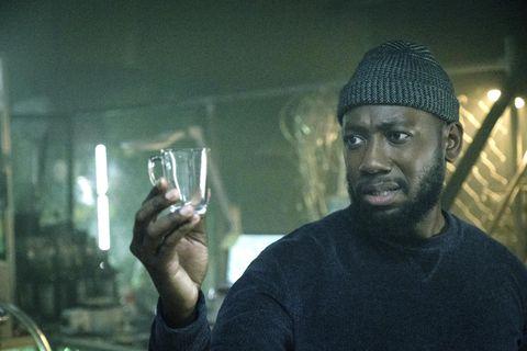 Lamorne Morris as Wigans, Bloodshot