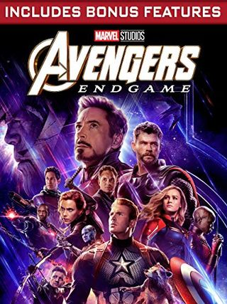 Avengers: Endgame (With Bonus Content)