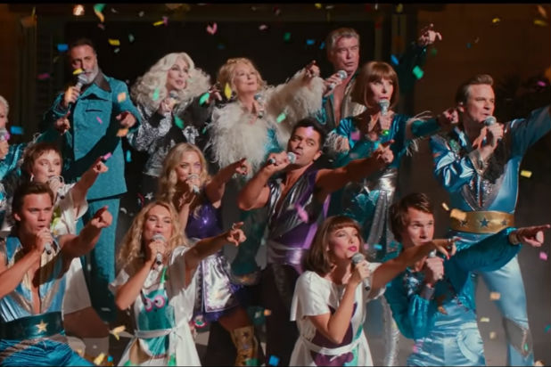 Movies With Extremely Happy Endings Mama Mia Here We Go Again