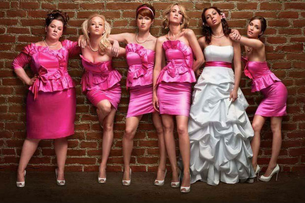 Movies With Extremely Happy Endings Bridesmaids