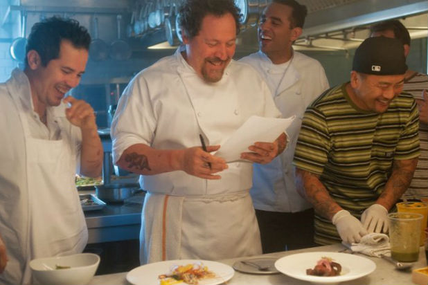 Movies With Extremely Happy Endings Chef