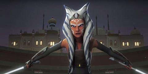 Ahsoka, Star Wars: Rebels