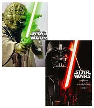 Star Wars: The Complete Saga - Episodes I-VI [6DVD] (English audio. English subtitles)