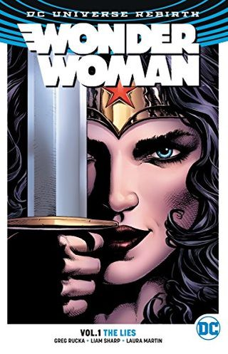 Wonder Woman TP Vol 1: The Lies (Rebirth)