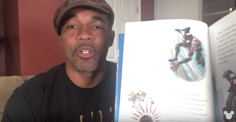 5-Minute Marvel Stories with Jason George