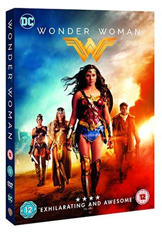 Wonder Woman [DVD + Digital Download]