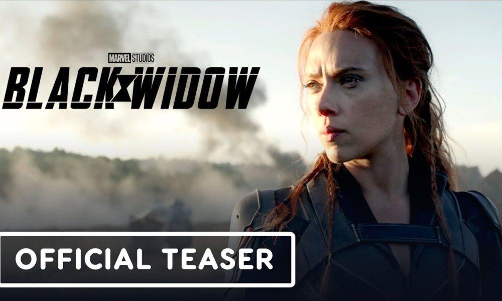 BLACK WIDOW Trailer (2020) - New Movie Releases DVD