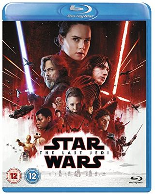 Star Wars: The Last Jedi [Blu-ray] [2017]