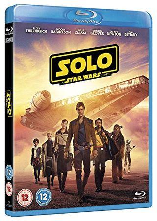 Solo: A Star Wars Story [Blu-ray] [2018] [Region Free]