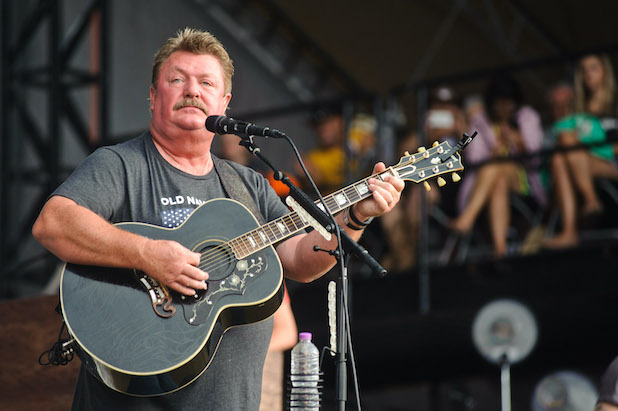 Joe Diffie Country Thunder coronavirus