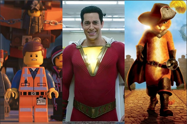 22 Family Movies to Stream on HBO Shazam Lego Movie 2